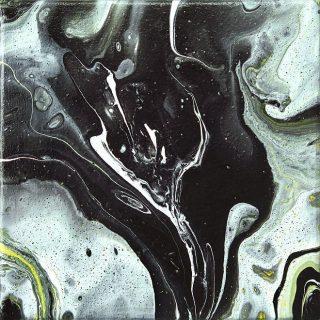 color19 moderne kunst fluidpainting malerei acrylbild