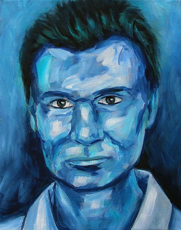 Phil, Kunst, Malerei Gemälde Painting