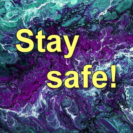 corona stay safe