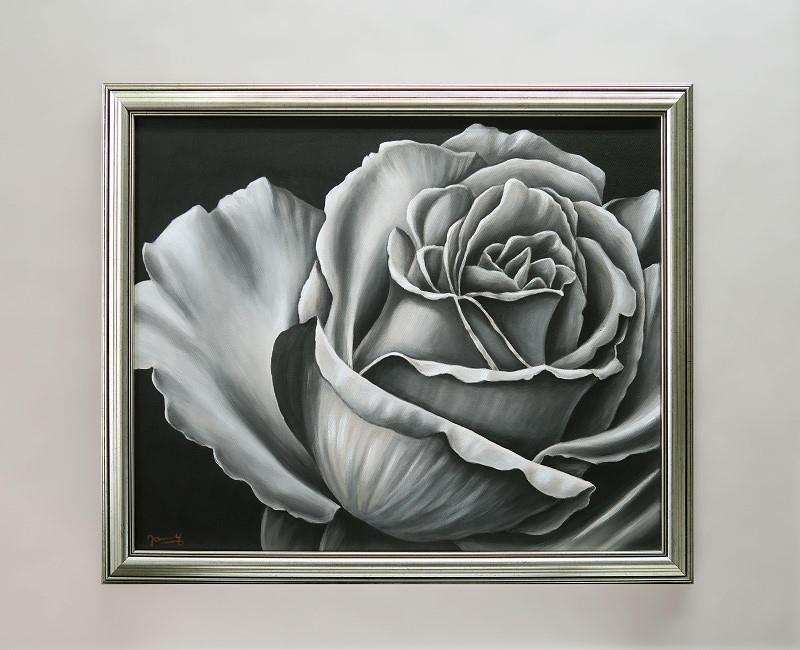 Rose Malerei Gemälde Kunst Painting